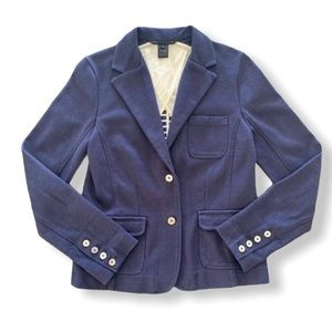 Marc By Marc Jacobs  Blazer Jacket Casual Navy